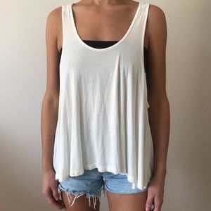 Urban Outfitters white tank size M